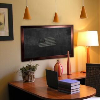 American Made Rayne Shiny Bronze Blackboard/Chalkboard (More options available)