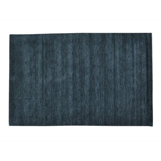 Modern Loomed Gabbeh Pure Wool Thick and Plush Rug (5' x 7'9)