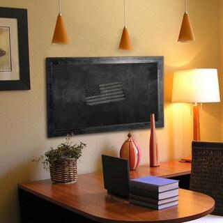 American Made Rayne Black Smoke Blackboard/Chalkboard