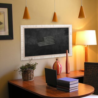 American Made Rayne Tuscan Ivory Blackboard/Chalkboard