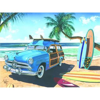 Scott Westmoreland 'Old Friends' Gallery Wrapped Canvas