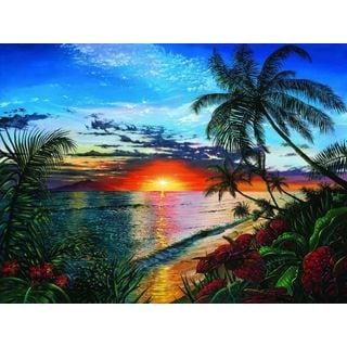 Scott Westmoreland 'Sunset Serenade' Gallery Wrapped Canvas