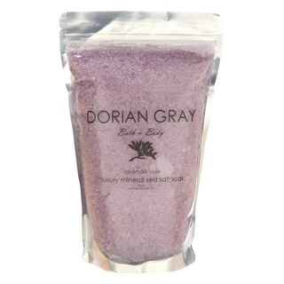 Dorian Gray Lavender Rose Luxury Bath Soak