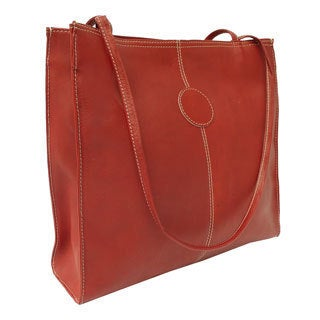 Piel Leather Medium Market Bag