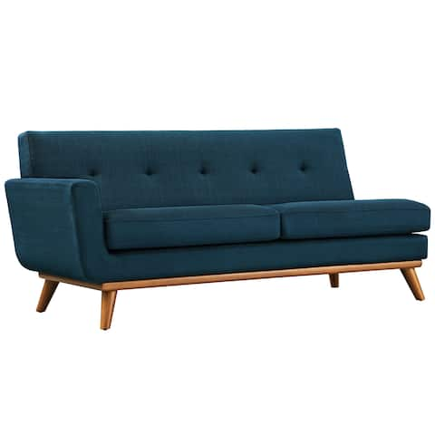 Carson Carrington Nasbo Left-arm Loveseat