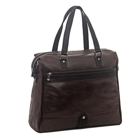 Piel Leather Vintage Travel Tote