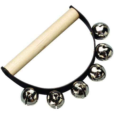 Hohner Handle Sleigh Bells (1 in a Package)