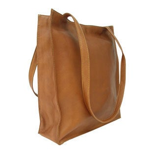 Piel Leather Open Market Bag