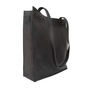 5eabd437e5 Buy Black Leather Bags Online at Overstock