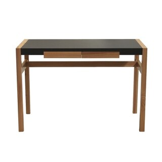 Rico Deluxe Leather Match Desk