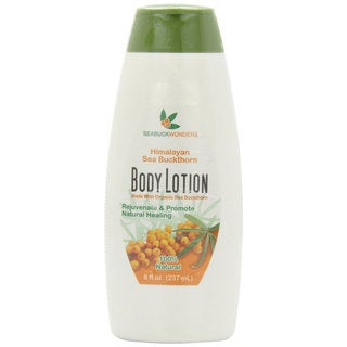 Sea Buckthorn 8-ounce Body Lotion