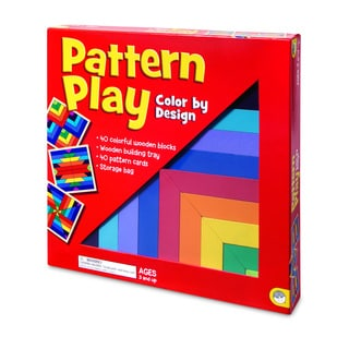 MindWare Pattern Play Game