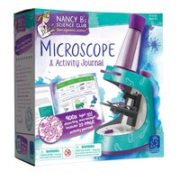 Blue Microscopes