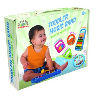 Hohner Toddler Music Band (5 pcs)