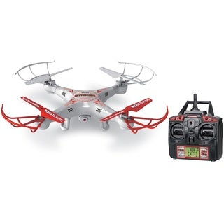 World Tech Toys Striker 2.4GHz 4.5CH RC Spy Drone