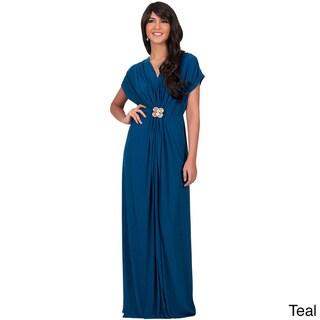 Blue Evening & Formal Dresses - Overstock.com Shopping - Designer ...