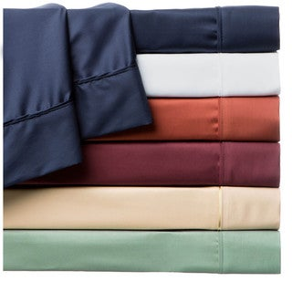 Moments 310 Thread Count Supima Cotton FitRite Pillowcases (Set of 2)