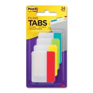 Post-it Durable File Tab - 24/PK
