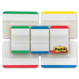 Post-it Durable Index Tabs - 66/PK