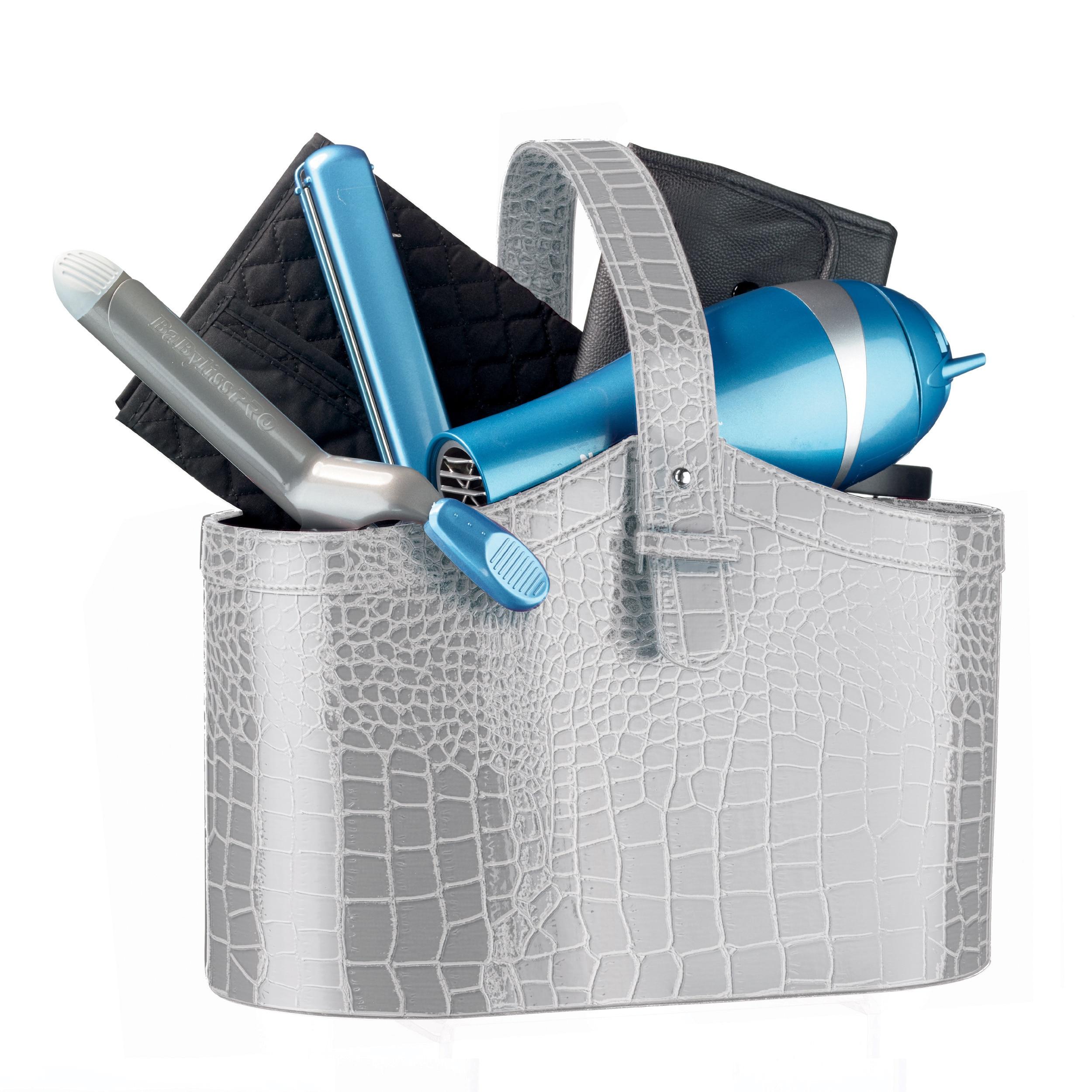 Babyliss PRO NanoTitanium Hair Dryer, Flat Iron, Curling ...