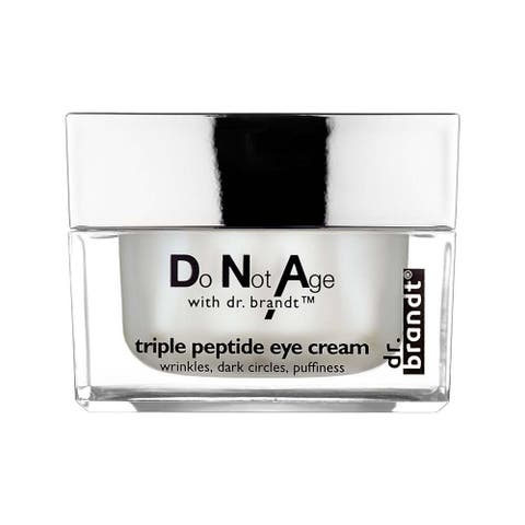 Dr. Brandt Do Not Age Triple Peptide 0.5-ounce Eye Cream