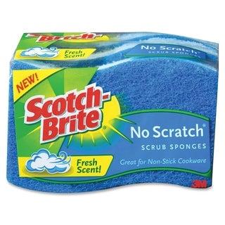 Scotch-Brite No Scratch Scrub Sponge - 3/PK