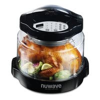 NuWave 20631 Digital Pro Black/Clear Infrared Oven