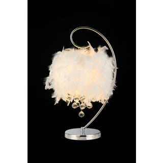 Genesis 3-light White 24-inch Crystal Table Lamp https://ak1.ostkcdn.com/images/products/10909249/P17941066.jpg?impolicy=medium