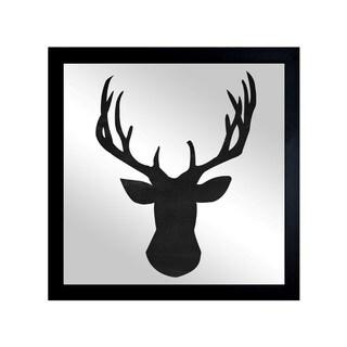 Oliver Gal 'Deer Me' Mirror