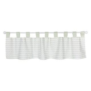 Sea Foam Window Curtain Valance