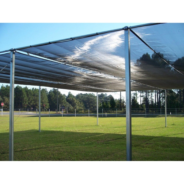 ad766609c2e Shop Riverstone Industries Shade Cloth (12 x 20) - Free Shipping ...