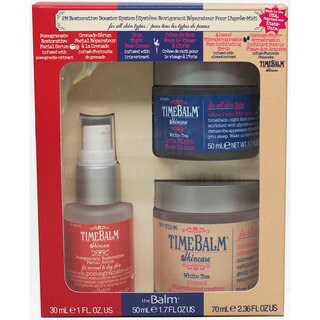 TimeBalm PM Restorative Booster System 3-piece Kit