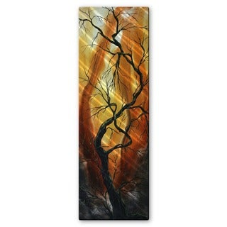 'Striving to be the Best' Megan Duncanson Metal Wall Art