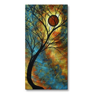 Metal Wall Art 'Small Pleasures' Megan Duncanson