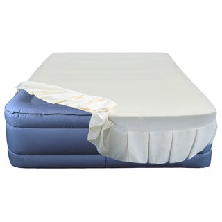Altimair Lustrous Series Full-size Premium Airbed with Skirted Sheet