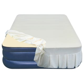 Airtek Keystone Series Full-size Premium Airbed with Skirted Sheet