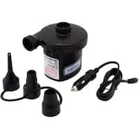 Airtek 2 in 1 DC Electric Air Pump Powered by 8 AA cell-battery (not included) or Car HT-401