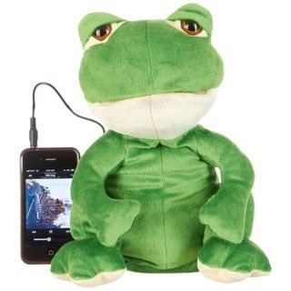 Viatek Interactive Plush Pal for Smartphones and MP3 Players