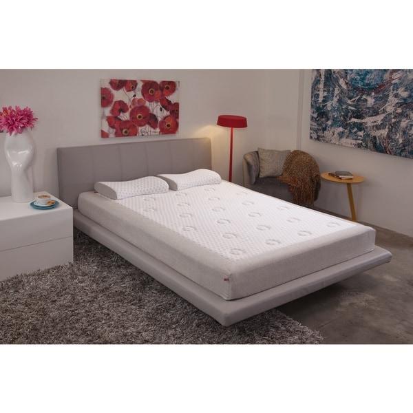 Serta Tranquility Mattress ... Memory Foam Mattress - Free Shipping Today - Overstock.com - 17941377