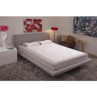 Danican Cool Pointe 8-inch California King-size Gel Memory Foam Mattress