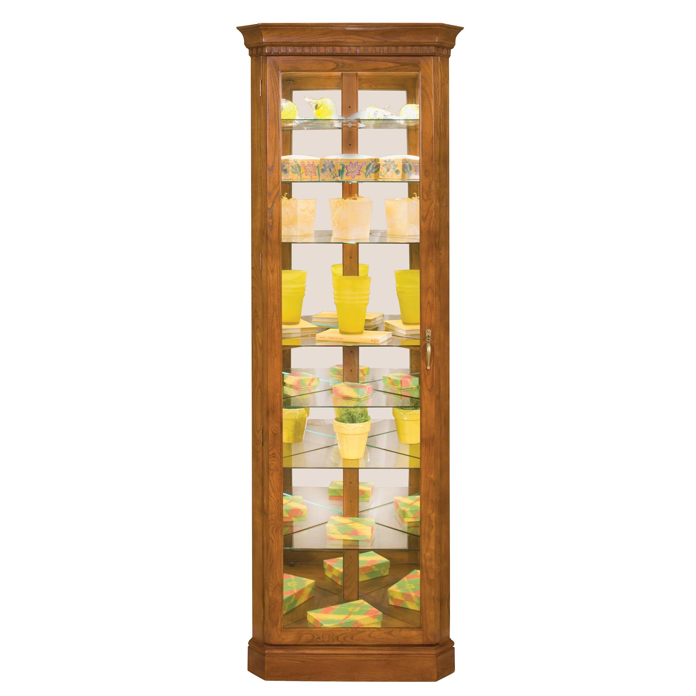 Philip Reinisch Co. Lighthouse Octave Eight-Shelf Corner ...