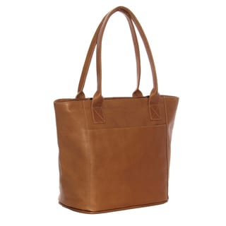 Link to Piel Leather Small Tote Bag Similar Items in Shop By Style