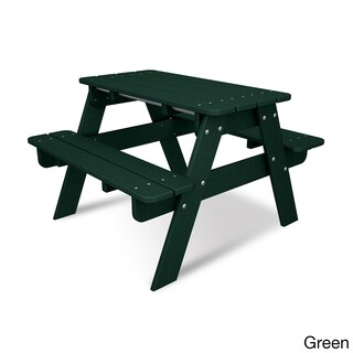 Polywood Kids Picnic Table (2 options available)