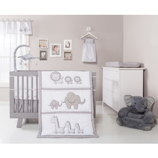 Trend Lab Safari Chevron 3-piece Crib Bedding Set