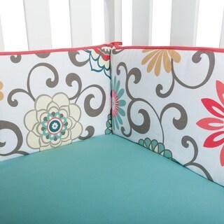 Waverly Pom Pom Play Crib Bumpers