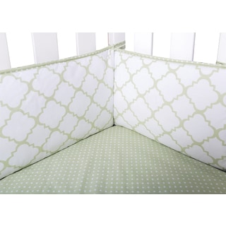 Trend Lab Sea Foam Crib Bumpers