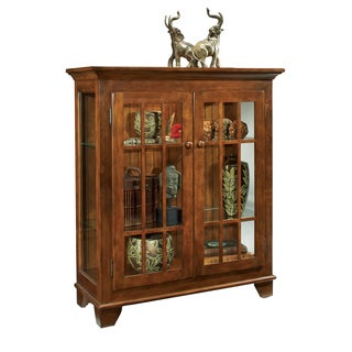 Philip Reinisch Co. Color Time Barlow Display Chestnut Console