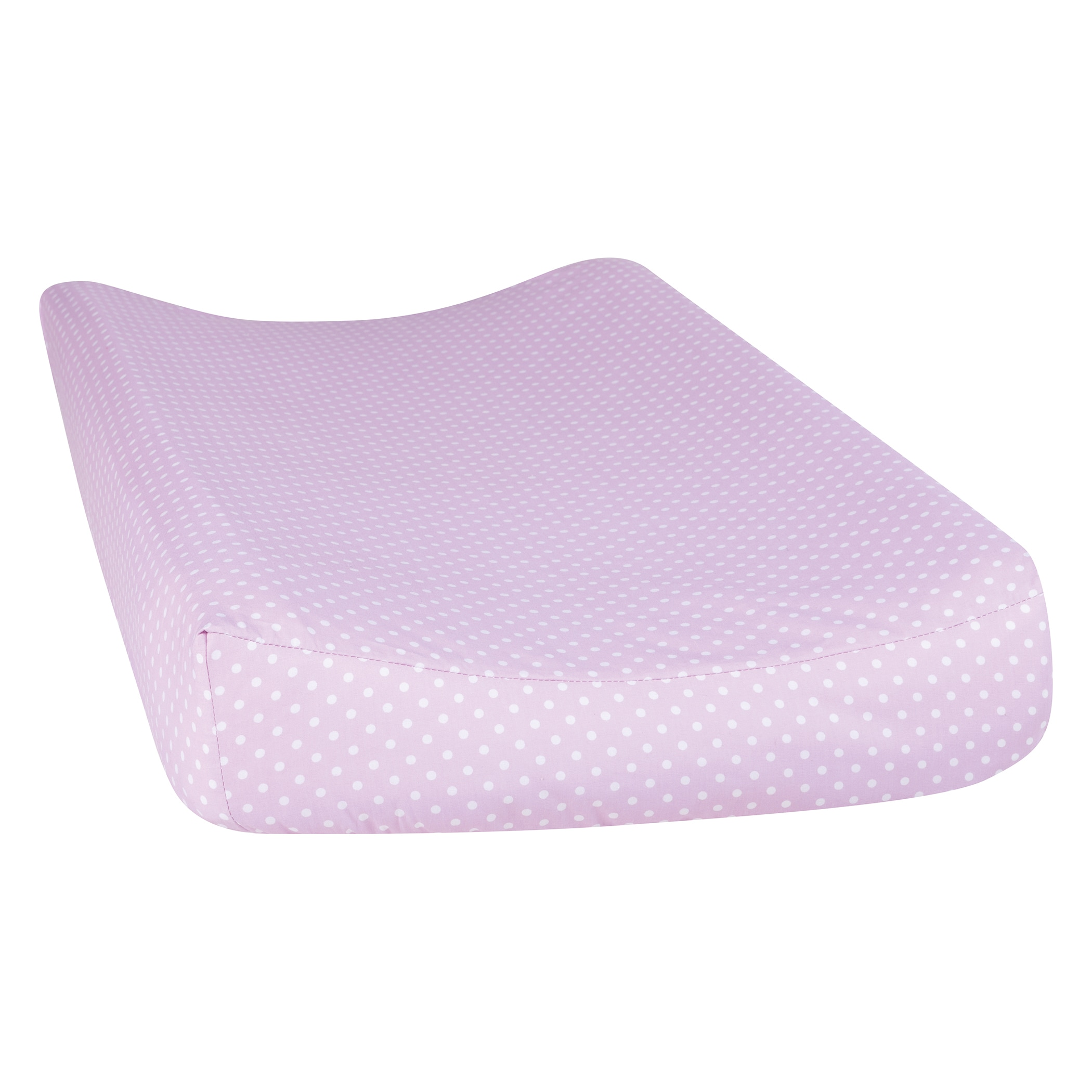 Trend Lab Orchid Bloom Dot Changing Pad Cover (Changing P...