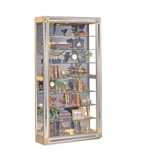 Philip Reinisch Co. Museum Reflection Curio Cabinet