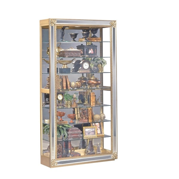 Philip Reinisch Co. Museum Reflection Curio Cabinet  sc 1 st  Overstock.com & Shop Philip Reinisch Co. Museum Reflection Curio Cabinet - Free ...